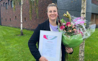 Hbo-afstudeerprijs Ergotherapie Nederland 2021