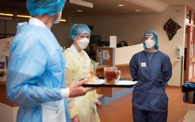 Uitkomsten onderzoek 'Behoud van gezondheid en inzetbaarheid paramedici tijdens de coronapandemie'