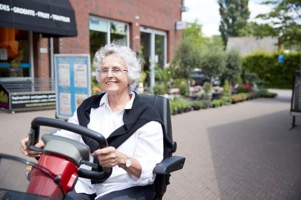 Persbericht: Veilig Verkeer Nederland en Ergotherapie Nederland lanceren scootmobieltraining