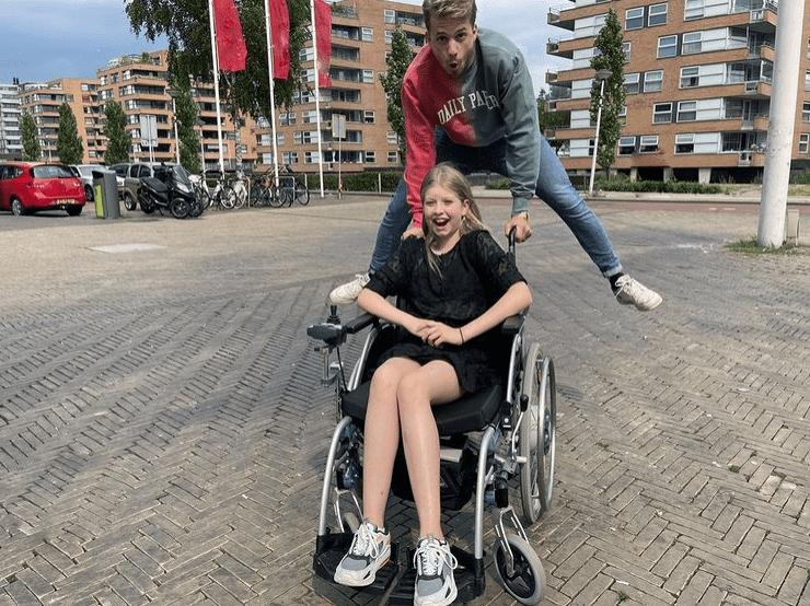 Aflevering 'later als ik groot ben' | Sophie (11) wil ergotherapeut worden